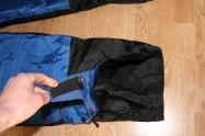 Schwimmanzug Hosenbein