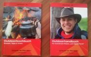 Outdoorkochbuch und Outdoorhandbuch von Scandtrack
