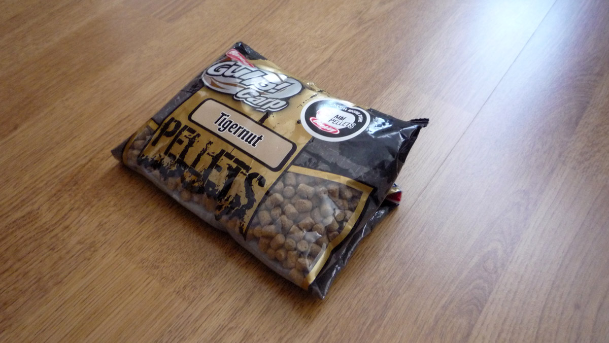 Pellets Tigernuss